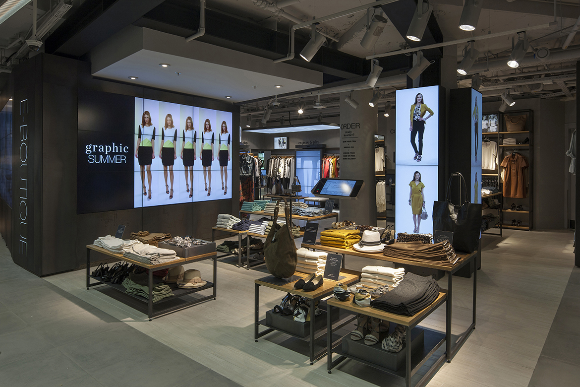Marks and spencer den haag girgindesigns architectenbureau for Melchior interieur den haag