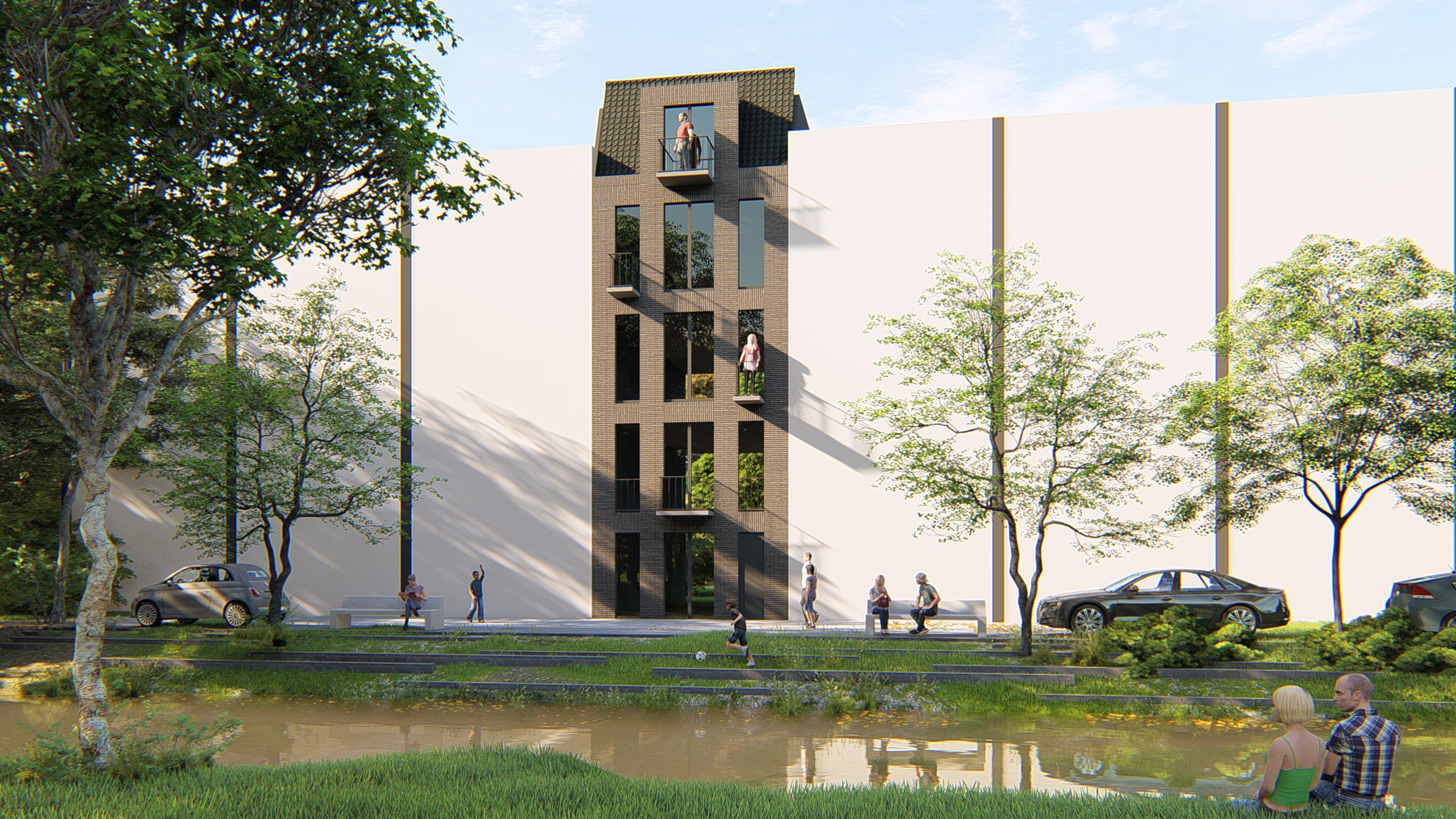 Trekvlietzone - ik bouw in Den Haag